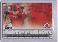 2012 Career Day Joey Votto Card #CD17 MINT - Cincinnati Reds
