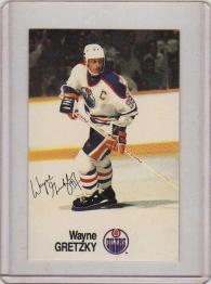1988 Esso All-Star Wayne Gretzky Card #15 MINT - Edmonton Oilers