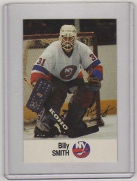 1988 Esso All-Star Billy Smith Card #44 MINT - New York Islanders