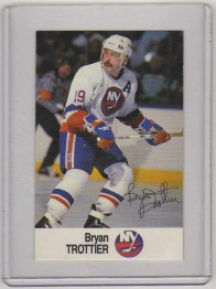 1988 Esso All-Star Bryan Trottier Card #46 MINT - New York Islanders