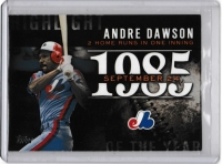 2015 Topps Highlight of the Year Series 2 Andre Dawson  Card #H-50 - Montreal Expos