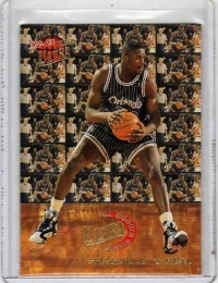 1992 Fleer Ultra All Rookie Shaquille O'Neal  Card #7 - Orlando Magic