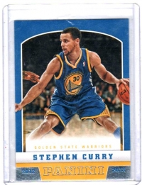 2012 Panini  Stephen Curry  Card #155 - Golden State Warriors