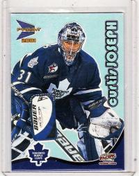 2000 Mcdonalds Curtis Joseph Card 32 Toronto Maple Leafs