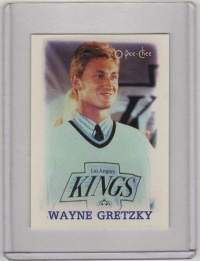 1988 O-Pee-Chee Minis Wayne Gretzky  Card #11 - Los Angeles Kings
