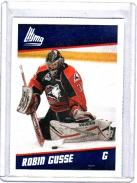 2012 Post  Robin Gusse  Card #7 - Rouyn Noranda Huskies