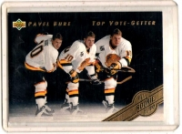 1992 Upper Deck All-Rookie Team Pavel Bure  Card #SP2 - Vancouver Canucks
