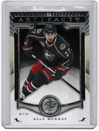 2015 Upper Deck Artifacts Ryan Murray  Card #81 - Columbus Blue Jackets